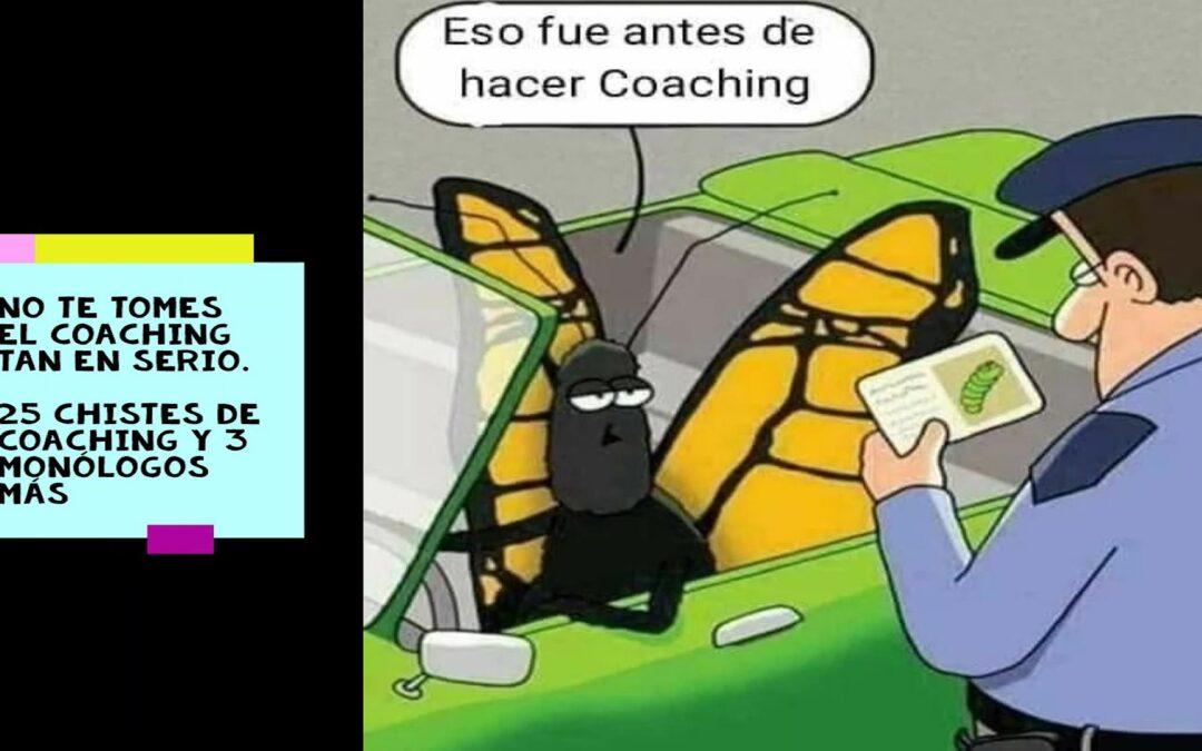 NO TE TOMES EL COACHING TAN EN SERIO